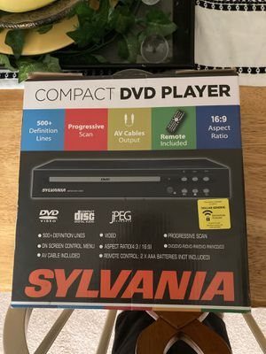 DVD Player (Sylvania) for Sale in Columbus, OH