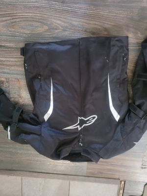Alpinestar air motorcycle padded jacket for Sale in Spring Hill, FL
