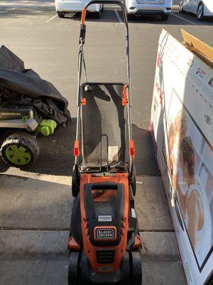 Black & Decker Lawn Mower for Sale in Mesa, AZ