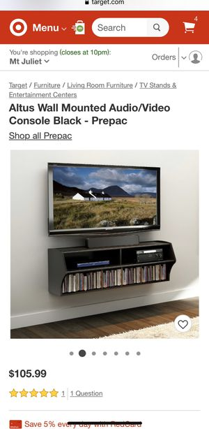Tv wall mounted stand for Sale in Fort Campbell, TN