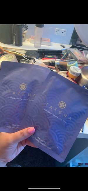 Tatcha Face Mask for Sale in Hayward, CA