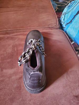 Work boots steel toe & none. Leather boots from Mexico. Botas de trabajo con o sin casquillo. De piel, varias sizes for Sale in Ontario, CA