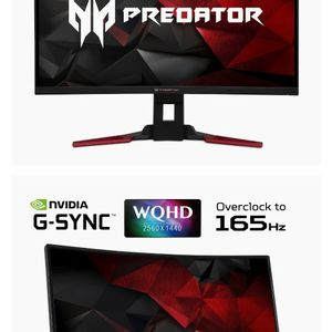 ACER PREDATOR Z321QU 32 INCH CURVED for Sale in San Diego, CA