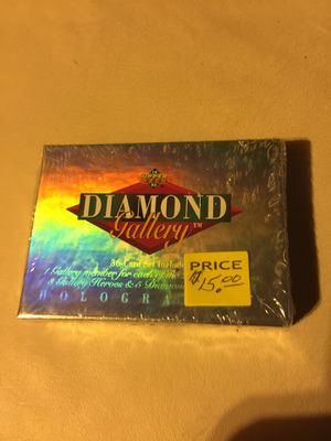 1993- Upper Deck, Diamond GALLERY SET for Sale in Marysville, WA