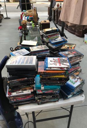 All movies 50 cents each for Sale in Wildomar, CA