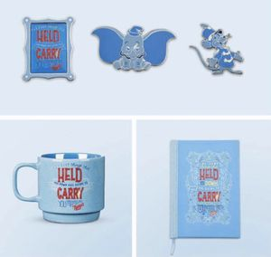 Disney Dumbo Collection Pins, Mug, and Journal for Sale in Denver, CO