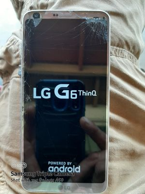 LG G6 Thin Q smart phone for Sale in Garden Grove, CA