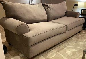 Dark Gray Sofa/Couch (Full Size) for Sale in Vernon Hills, IL