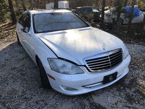 07-13 Mercedes S550 parts for Sale in Duncan, SC