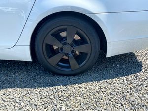 """17"""" rims and new tires for Sale in Sandy Hook, CT"""
