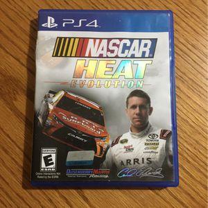 NASCAR Heat Evolution (PS4) for Sale in Hollywood, FL