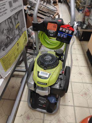 Ryobi 3000 pri 2.3 gpm gas pressure washer for Sale in El Monte, CA