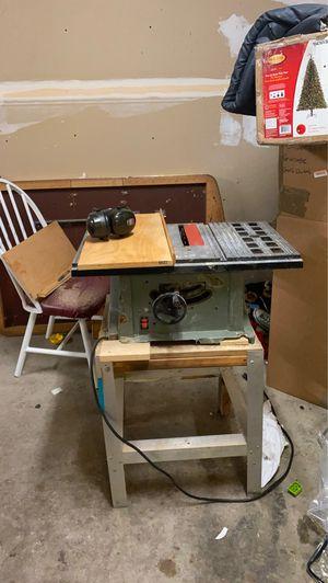 Table saw for Sale in La Mesa, CA