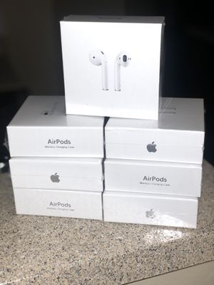BRAND NEW APPLE AIR PODS for Sale in Savannah, GA