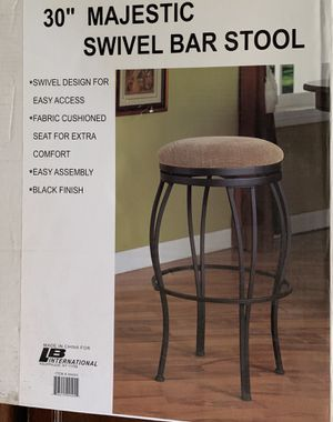 Bar sitting stool for Sale in Valley Stream, NY