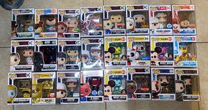 Funko pop lot 38 figures for Sale in Miami, FL