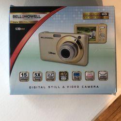 Digital Camera Bell + HowellS30HDZ for Sale in Royal Oak,  MI