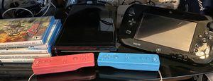 Nintendo Wii U bundle for Sale in Glendale, AZ