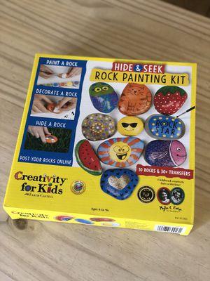 Rock Painting Kit for Sale in Phoenix, AZ