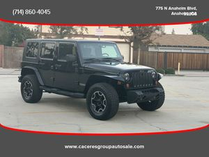 2008 Jeep Wrangler for Sale in Anaheim, CA