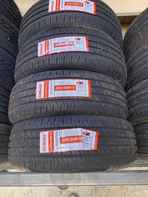 225/55/18 new tire for Sale in Arlington, TX