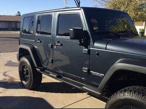 07 Jeep Wrangler unlimited for Sale in Phoenix, AZ