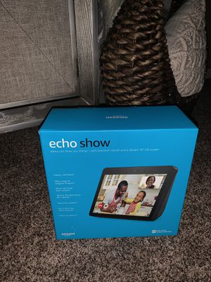 Echo Show Amazon for Sale in Adelaide, CA
