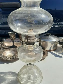 Vintage Oil Lamp for Sale in La Puente,  CA