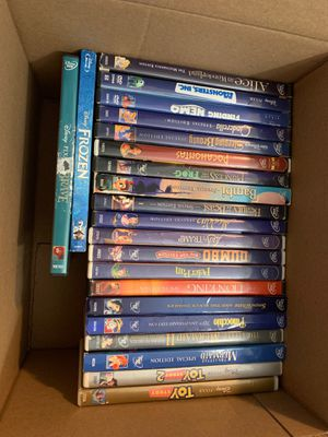 Disney classic films for Sale in Fontana, CA