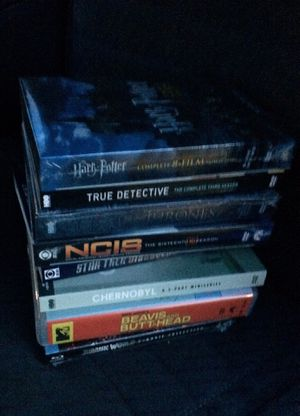 Brand New DVDs for Sale in Eugene, OR