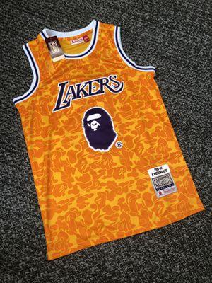 Lakers Bape Jersey for Sale in Whittier, CA