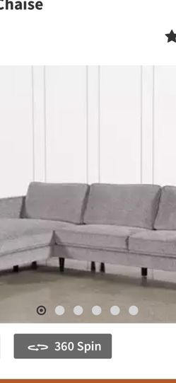 Grey Sectional for Sale in Scottsdale,  AZ