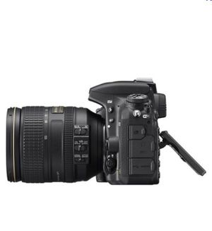 Nikon 7500 (Brand New) with extra lenses and case for Sale in Perris, CA