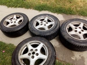 96 Trans Am Wheels for Sale in Fresno, CA