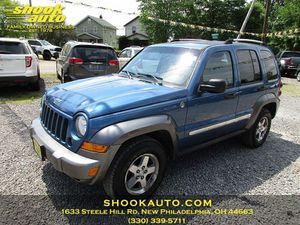 2006 Jeep Liberty for Sale in New Philadelphia, OH