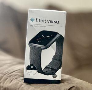 Fitbit Versa Special Edition for Sale in Elizabeth, NJ