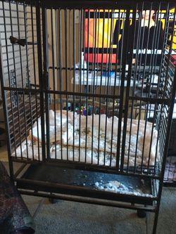 Heavy Bird Cage for Sale in Pleasant Hill,  CA