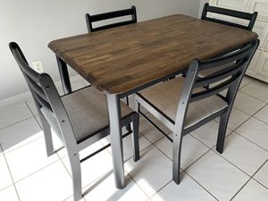 Dining Table Set with Chairs for Sale in Fort Lauderdale, FL