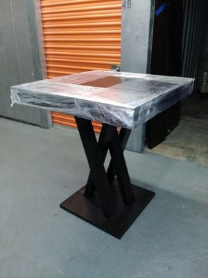High dining table set for Sale in Fayetteville, GA