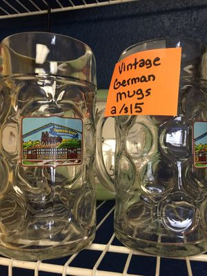 Vintage German Mugs for Sale in Tacoma, WA
