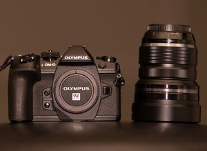 Like new OLYMPUS OMD EM1 MK2 and Oly M. ZUIKO PRO 7-14mm f2.8 lens for Sale in Carnegie, PA