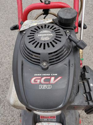 Pressure washer Honda with new water head for Sale in Hillside, IL