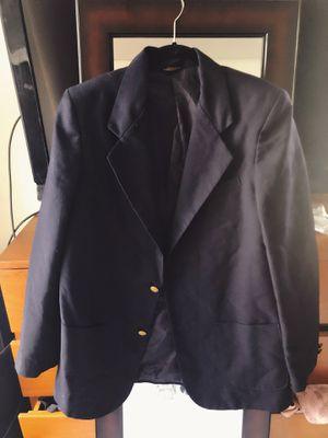 Dark Navy Men's Van Heusen Jacket Blazer for Sale in Ithaca, NY