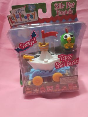 Mini lalaloopsy tipsy sail boat for Sale in Los Angeles, CA