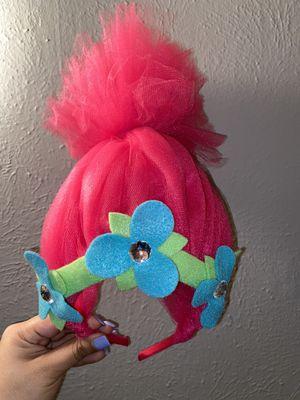 Trolls headband for Sale in Dallas, TX