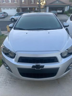 2014 Chevy Sonic for Sale in Riverside, CA