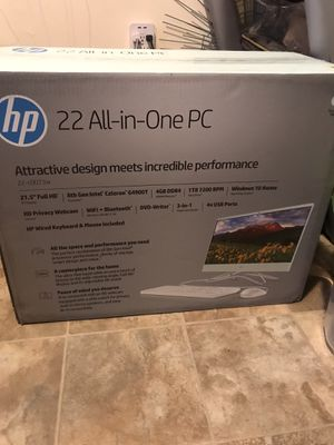 HP desktop computer for Sale in Baltimore, MD