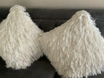 Two Decorative Pillows $25 for Sale in Miami,  FL