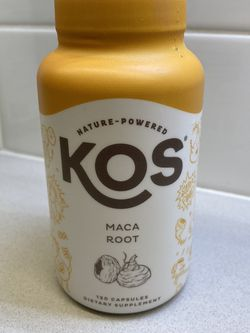 NEW Kos Maca Root Supplement SEALED for Sale in Seattle,  WA