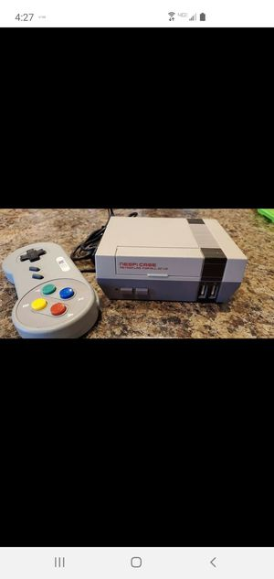 Retro gaming system for Sale in Simpsonville, SC